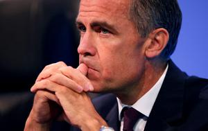 The Bank of England might start to raise interest rates next spring, although the labour market is still in the process of recovering from the financial crisis, governor Mark Carney said yesterday (REUTERS/Phil Noble)