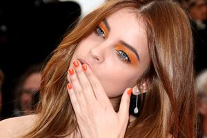 Barbara Palvin attends the 'All Is Lost' Premiere during the 66th Annual Cannes Film Festival at Palais des Festivals on May 22, 2013 in Cannes, France.
