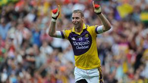 Matty Forde reached the All-Ireland semi-final with Wexford in 2008 and won an All Star in 2004. Picture credit: Stephen McCarthy / SPORTSFILE