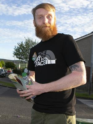 Sinn Fein councillor Paddy Holohan said Leo Varadkar was 'separated from the history of this country'. Photo: Kyran O'Brien