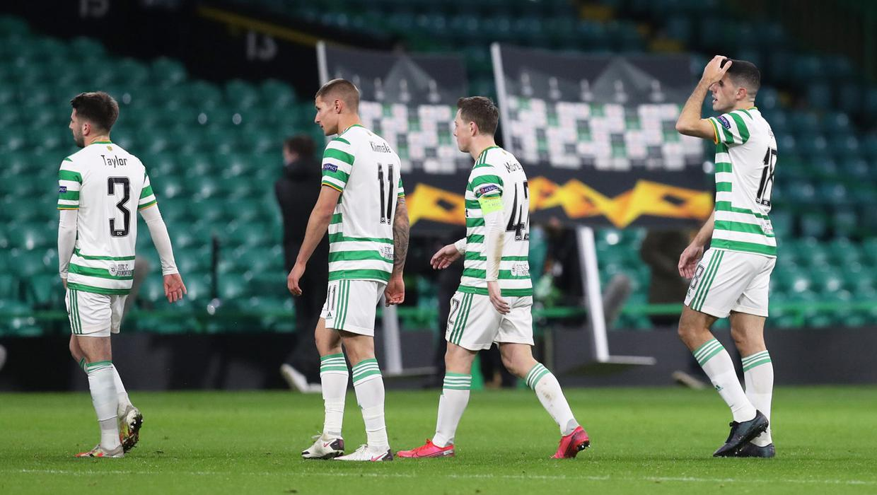 Neil Lennon comes under more pressure as Celtic fall to defeat at home to AC Milan