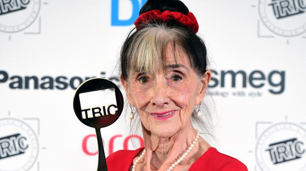 June Brown (Ian West/PA)