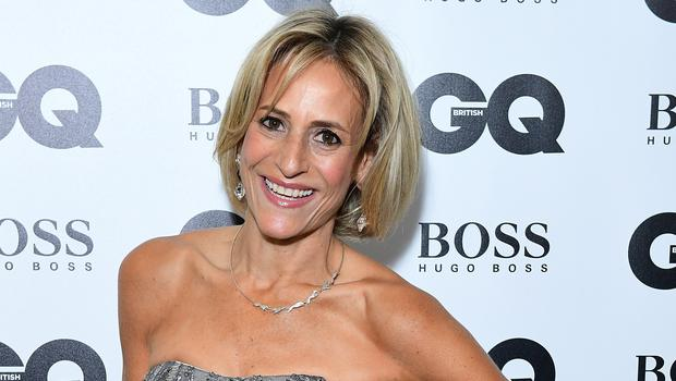Emily Maitlis interviewed Donald Trump in 2010 (Ian West/PA)