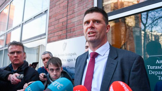 FAI Interim Deputy Chief Executive Niall Quinn