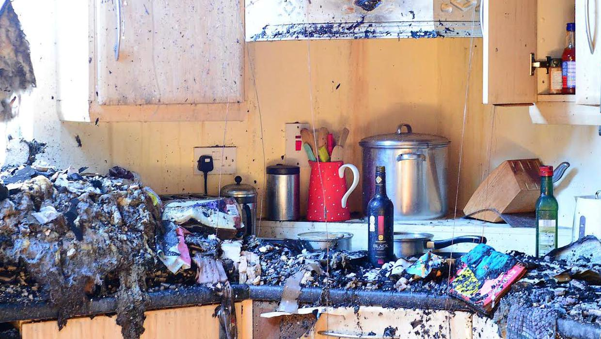 [FPWZ_2684]  A small fire that started in a fuse box destroyed this family home in four  minutes - Independent.ie | Destroyed Fuse Box |  | Independent.ie