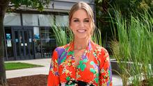 Amy Huberman at the RTE new season launch