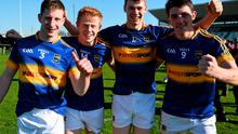 Colin O'Riordan (right) will be part of the Tipperary set-up trying to shock Munster kingpins Kerry