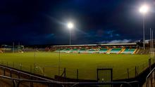 A general view of MacCumhaill Park ahead of the EirGrid Ulster GAA Football U21 Championship Quarter-Final Replay match between Donegal and Tyrone at MacCumhaill Park in Ballybofey, Co Donegal. Photo by Philip Fitzpatrick/Sportsfile