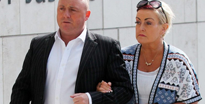 Dave Mahon and his wife Audrey, who is Dean Fitzpatrick's mother (Collins Dublin)