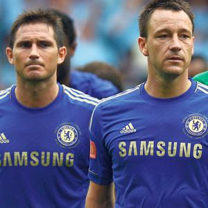 Frank Lampard and John Terry have started all of Chelsea's FA Cup semi-finals and finals since 2006, but they could both miss out tomorrow
