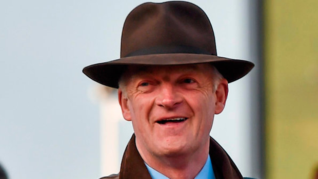 Willie Mullins has never won the race but has three contenders from his Closutton yard. Photo: Seb Daly / Sportsfile