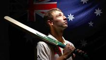 Philip Hughes Phillip Hughes, who has died after being hit on the head with a cricket ball during a Sheffield Shield game