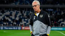 Ireland manager Mick McCarthy following the 0-0 draw with Georgia