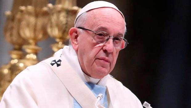 Warning: Pope Francis criticised nationalist and populist movement. Photo: Reuters
