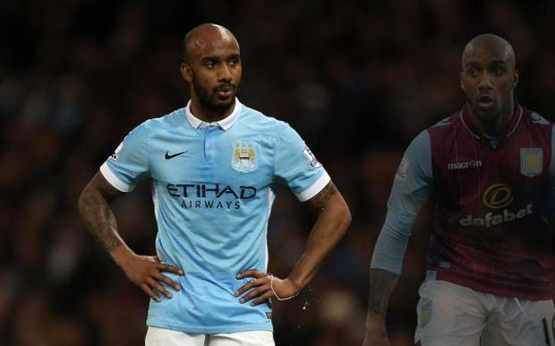 Fabian Delph haunted by the supernatural again Credit: Getty/Rex