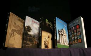 Complete set: The 5-volume set of Art and Architecture of Ireland can be ordered from www.ria.ie with free postage anywhere
