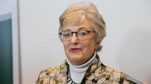 Minister Katherine Zappone says change is required. Photo: Gareth Chaney, Collins