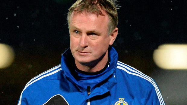 Northern Ireland manager Michael O'Neill knows a victory against Romania at Windsor Park today would leave his team in a fantastic position