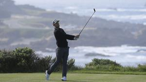 Séamus Power in action at the AT&T Pebble Beach Pro-Am in February. Photo by Chris Trotman/Getty Images