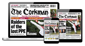 The Corkman is now available as an ePaper