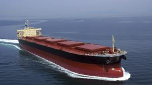Vast tanker ships travel globally bringing hundreds of thousands of containers from port to port
