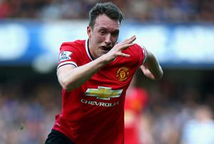 Manchester United defender Phil Jones is not a set-piece specialist or creative libero. Photo: Mark Thompson/Getty Images