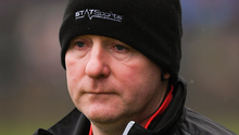 Louth manager Colin Kelly. Photo: Ray McManus/Sportsfile