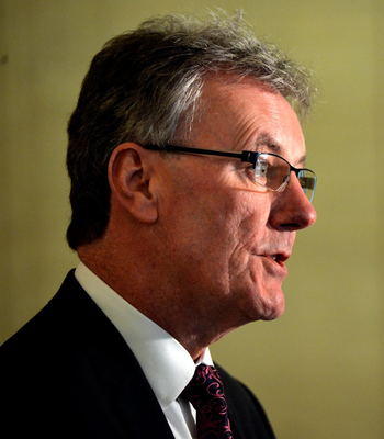 Ulster Unionist leader Mike Nesbitt Picture: Getty