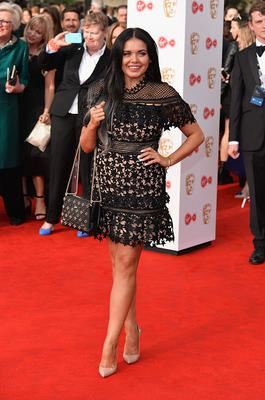 Scarlett Moffatt attends the Virgin TV BAFTA Television Awards at The Royal Festival Hall on May 14, 2017 in London, England.  (Photo by Jeff Spicer/Getty Images)