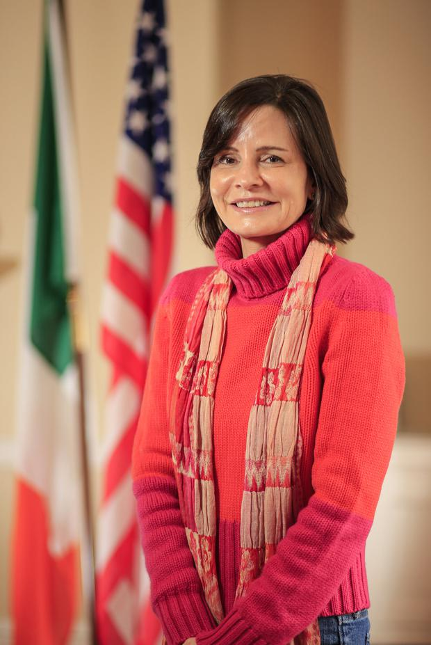 US national Carla Foran secured residency in Ireland through the Immigrant Investor Programme. Photo: Gerry Mooney