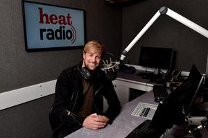 LONDON, ENGLAND - MARCH 16: Kian Egan poses as he is unveiled as heat radio's new presenter at heat radio on March 16, 2015 in London, England.  (Photo by Gareth Cattermole/Getty Images)