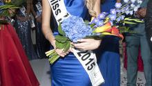 Sacha Livingston, Miss Antrim is Winner of Miss Ireland 2015. Picture: Patrick O'Leary.
