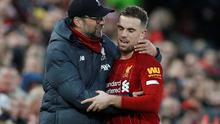 Liverpool's Jordan Henderson has been a talisman for Jurgen Klopp's title-chasing side