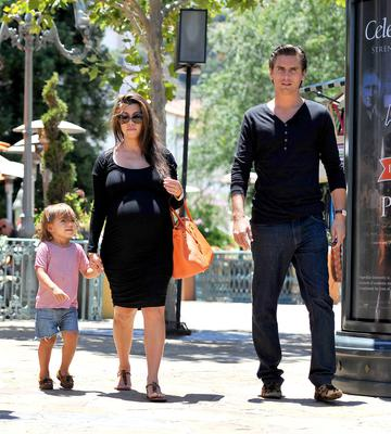 Both Kardashian and Disick (and their children) are famous for their style