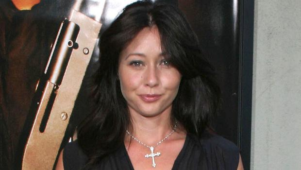 Actress Shannen Doherty said her cancer has returned (Andrea Carugati/PA)
