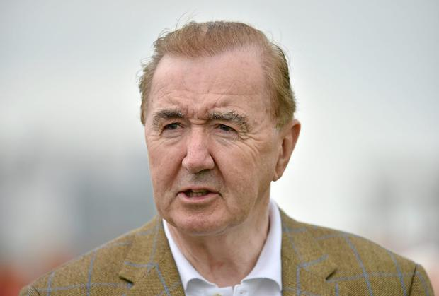 Dermot Weld's Edelmira put in an impressive display to take the EDF Give Thanks Stakes at Cork. Photo: Barry Cregg / SPORTSFILE