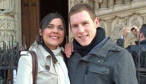 Newlyweds: Michaela and John McAreavey had just embarked on married life. Photo: McAreavey Family handout/PA Wire