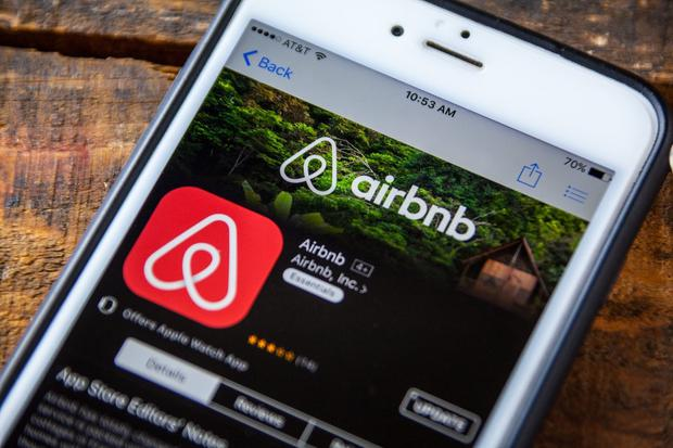 Airbnb's numbers are up