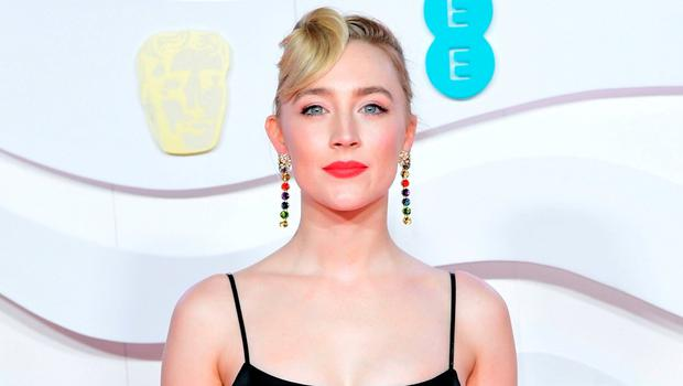 Stepping out: Saoirse Ronan is well versed with the awards circuit. Photo: Ian West/PA Wire