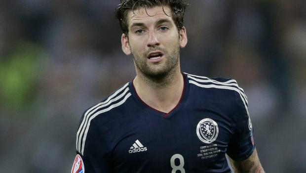 Charlie Mulgrew: 'You saw against Qatar everybody fighting for their place so I'm desperate to be involved next week as much as anybody else who was out there'