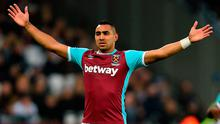 'West Ham United's Dimitri Payet is gone, sold to Marseille. I'm telling you now.' Photo: Daniel Hambury/PA