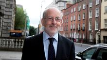 In planning for the 1985 Budget, there was talk about what was then referred to as the 'bank tax', with advice by a team of experts that included Patrick Honohan, who decades later was appointed governor of the Central Bank. Photo: Tom Burke