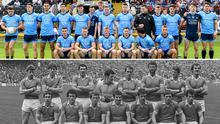 Dublin of 2019 and the Kerry team in 1982