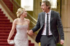 Actress Kristen Bell is expecting her second child with husband Dax Shepard