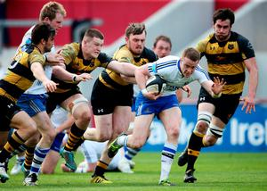 The Cookies and Con decider is at Irish Independent Park. Photo: Cathal Noonan/INPHO