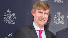 Opportunity: Law Society of Ireland director general Ken Murphy