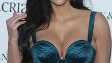 Kim Kardashian attends Acria's 19th Annual Holiday Dinner Benefit at Skylight Modern