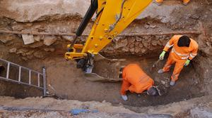 The dig for Red Hugh O'Donnell is continuing. Photo: Cultura y Turismo Valladolid