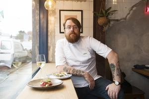 Not practical: JP McMahon, who got Galway's first Michelin star in 2013, says the two-metre rule for social distancing is 'the craziest thing anyone has ever come up with'. PHOTO: Andrew Downes
