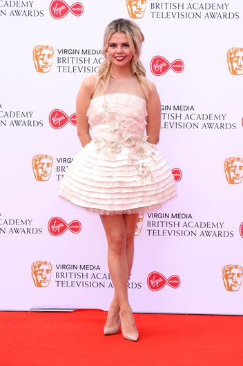 Saoirse-Monica Jackson attends the Virgin Media British Academy Television Awards 2019 at The Royal Festival Hall on May 12, 2019 in London, England. (Photo by Jeff Spicer/Getty Images)